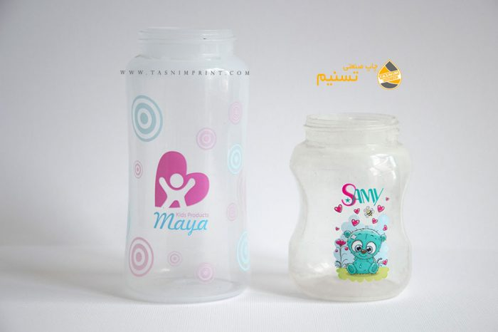 baby bottle printing