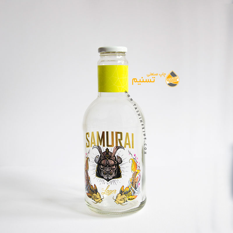 bottle printing