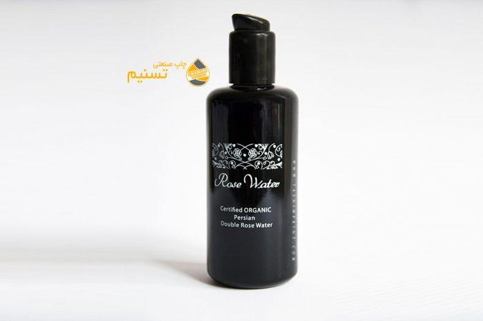 perfume bottle printing - rose water