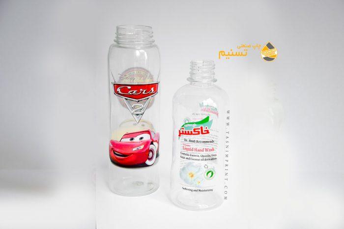 liquid soap bottle printing
