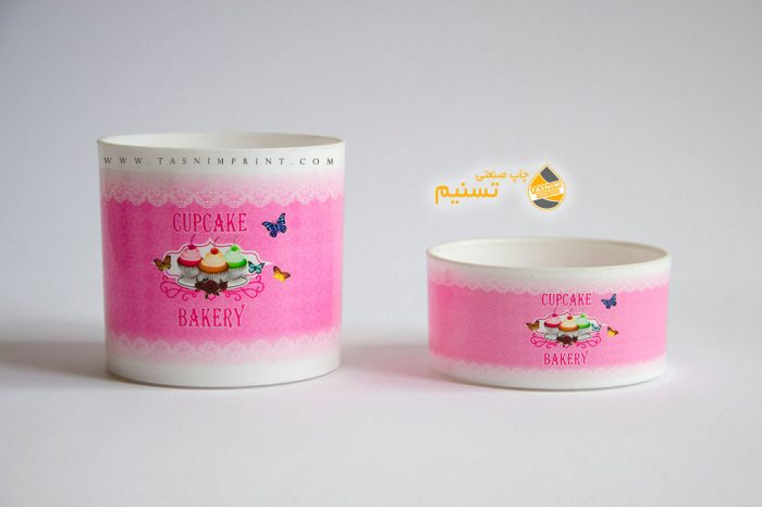 plastic containers printing